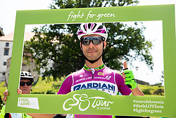 Giovanni VISCONTI of BARDIANI CSF FAIZANE during 1st Stage of 27th Tour of Slovenia 2021 cycling race between Ptuj and Rogaska Slatina (151,5 km), on June 9, 2021 in Slovenia. Photo by Vid Ponikvar / Sportida