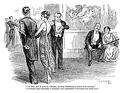 """""""I'm told she's always writing to her dressmaker about new frocks."""" """"I suppose she enclosed a stamped and addressed envelope for that one."""""""