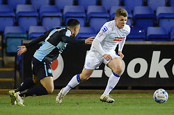 Tranmere Rovers's Max Power in action - Photo mandatory by-line: Richard Martin-Roberts/JMP - Mobile: 07966 386802 - 03/03/2015 - SPORT - football - Tranmere - Prenton Park - Tranmere Rovers v Wycombe Wanderers - Sky Bet League Two