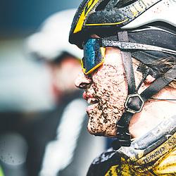 12-03-2021: Wielrennen: Healthy Ageing Tour: Wijster<br />Muddy Fafa