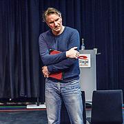 NLD//Amsterdam20160415 - Persdag toneelstuk In de Ban van Broadway, Peter Blok