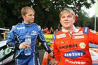 Fotball<br /> Motor - Rally - WRC 2008<br /> Foto: Dppi/Digitalsport<br /> NORWAY ONLY<br /> <br /> MOTORSPORT - WRC 2008 - ACROPOLIS RALLY - TATOI 29/05 TO 01/06/2008<br /> <br /> PETTER SOLBERG (NOR) / SUBARU IMPREZA WRC - AMBIANCE - PORTRAIT<br /> HENNING SOLBERG (NOR) / FORD FOCUS RS WRC 07 STOBART M-SPORT - AMBIANCE - PORTRAIT