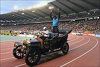 Friidrett<br /> IAAF Diamond League<br /> Brussel 16.09.2011<br /> Foto: PhotoNews/Digitalsport<br /> NORWAY ONLY<br /> <br /> Usain Bolt (JAM)