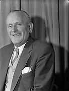 09/04/1959<br /> 04/09/1959<br /> 09 April 1959<br /> Mr. Denis Dunne, Director at Esso, at Esso Petroleum Company (Ireland) Ltd. offices, Upper O'Connell Street, Dublin.