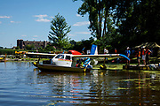 Republic Seabee at the Seaplane base, Airventure 2017.
