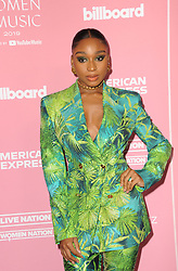 Normani at the 2019 Billboard Women In Music held at the Hollywood Palladium in Hollywood, USA on December 12, 2019.