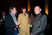 HUGO RITTSON-THOMAS; JANET STREET-PORTER, Private view for the Turner prize exhibition. Tate Britain. London. 4 October 2010. -DO NOT ARCHIVE-© Copyright Photograph by Dafydd Jones. 248 Clapham Rd. London SW9 0PZ. Tel 0207 820 0771. www.dafjones.com.