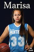 Ridgeview 8th Grade Girls Basketball