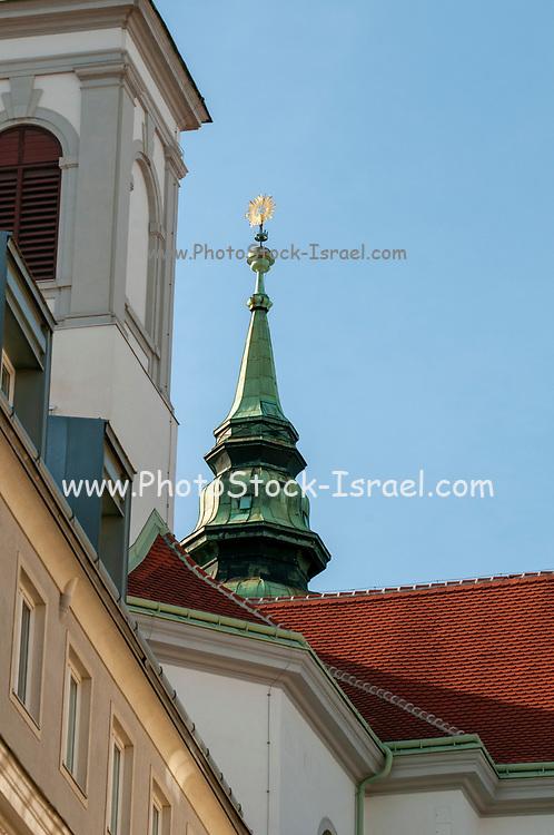 Immanuel Bible Church in latschkagasse, Vienna, Austria