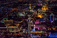 Northern End of Las Vegas Strip