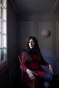 Zeruya Shalev, israelische Autorin. © Adrian Moser