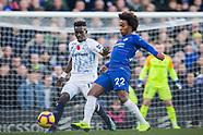 Chelsea v Everton 111118