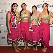 The Bollywood Co preforms at the BritAsiaTV Presents Kuflink Punjabi Film Awards 2019 at Grosvenor House, Park Lane, London,United Kingdom. 30 March 2019
