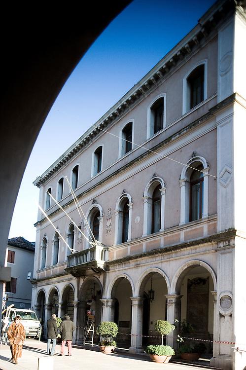 Mestre (Venezia) - Il Municipio