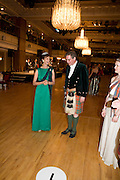 IONA, DUCHESS OF ARGYLL AND VISCOUNT DUPPLIN,  The Royal Caledonian Ball 2008. In aid of the Royal Caledonian Ball Trust. Grosvenor House. London. 2 May 2008.  *** Local Caption *** -DO NOT ARCHIVE-? Copyright Photograph by Dafydd Jones. 248 Clapham Rd. London SW9 0PZ. Tel 0207 820 0771. www.dafjones.com.