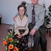 50 jarig huwelijk fam. Groen - Kuipers Huizen (BK)