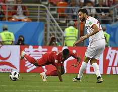 Panama v Tunisia - 28 June 2018