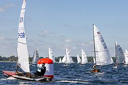 , Kiel - Kieler Woche 17. - 25.06.2017, Contender - GER 2438 - Markus MAISENBACHER - Yacht-Club Niedersachsen Hannover e. V