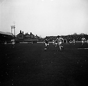 18/04/1962<br /> 04/18/1962<br /> 18 April 1962<br /> Soccer; Shamrock Rovers v Waterford, F.A.I. Cup Semi - Final Replay at Tolka Park, Dublin.