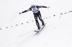 01.03.2019, Seefeld, AUT, FIS Weltmeisterschaften Ski Nordisch, Seefeld 2019, Skisprung, Herren, im Bild Simon Ammann (SUI) // Simon Ammann of Switzerland during the men's Skijumping of FIS Nordic Ski World Championships 2019. Seefeld, Austria on 2019/03/01. EXPA Pictures © 2019, PhotoCredit: EXPA/ JFK