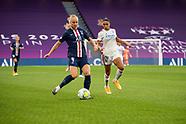 FOOTBALL - UEFA WOMENS CHAMPIONS LEAGUE - 1-2 - PARIS SAINT GERMAIN v OLYMPIQUE LYONNAIS 260820