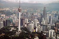 KL Tower, Bukit Nanas & KLCC