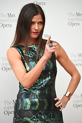 September 24, 2018 - New York, NY, USA - September 24, 2018  New York City..Jill Hennessy attending Metropolitan Opera Opening Night at Lincoln Center on September 24, 2018 in New York City. (Credit Image: © Kristin Callahan/Ace Pictures via ZUMA Press)