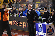 DESCRIZIONE : Roma Lega serie A 2013/14 Acea Virtus Roma Grissin Bon Reggio Emilia<br /> GIOCATORE : luca dalmonte<br /> CATEGORIA : beko<br /> SQUADRA : Acea Virtus Roma<br /> EVENTO : Campionato Lega Serie A 2013-2014<br /> GARA : Acea Virtus Roma Grissin Bon Reggio Emilia<br /> DATA : 22/12/2013<br /> SPORT : Pallacanestro<br /> AUTORE : Agenzia Ciamillo-Castoria/ManoloGreco<br /> Galleria : Lega Seria A 2013-2014<br /> Fotonotizia : Roma Lega serie A 2013/14 Acea Virtus Roma Grissin Bon Reggio Emilia<br /> Predefinita :