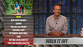 """July 20, 2021 - NY:NBC'S """"Late Night with Seth Meyers"""" - Episode 1172A"""