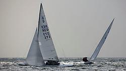 08_024436 © Sander van der Borch. Enkhuizen,  12 September 2008. Nederlands kampioenschap Draak.