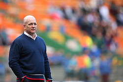 Western Province coach John Dobson during the Currie Cup Premier Division match between the DHL Western Province and the Sharks held at the DHL Newlands Rugby Stadium in Cape Town, South Africa on the 3rd September  2016<br /> <br /> Photo by: Shaun Roy / RealTime Images