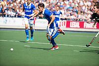 UTRECHT -  Jasper Luijkx (Kampong)   tijdens   de finale van de play-offs om de landtitel tussen de heren van Kampong en Amsterdam (3-1). Kampong kampong kampioen van Nederland. COPYRIGHT  KOEN SUYK