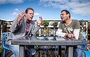 Erik van Muiswinkel en Justus van Oel