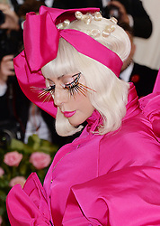 The 2019 Met Gala Celebrating Camp: Notes on Fashion - Arrivals. 06 May 2019 Pictured: Lady Gaga. Photo credit: MEGA TheMegaAgency.com +1 888 505 6342