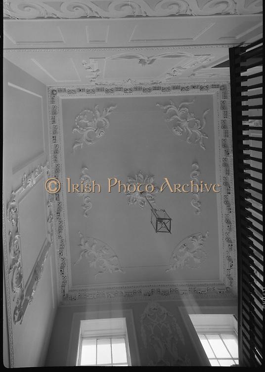 Interior & Exterior of South Leinster Street (asbestos cement) .14/10/1970