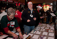 Patrick's Pub and Eatery's annual Pub Mania event to benefit the WLNH Children's Auction December 8, 2011.