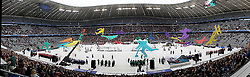 11.06.2011, Allianz Arena, Muenchen, GER, Stars die Winterspiele und Du , im Bild  Panorama der Feier , EXPA Pictures © 2011, PhotoCredit: EXPA/ nph/  Straubmeier       ****** out of GER / SWE / CRO  / BEL ******