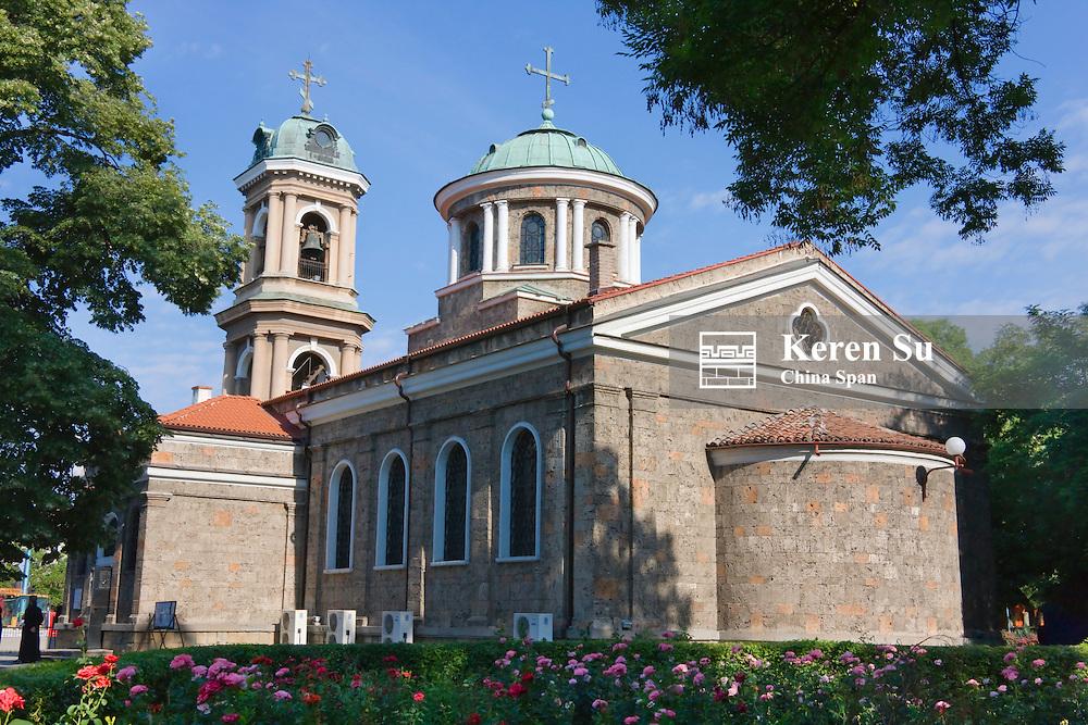 Orthodox church, Plovdiv, Bulgaria