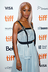 September 11, 2018 - Toronto, Ontario, Kanada - Abra bei der Premiere von 'Assassination Nation' auf dem 43. Toronto International Film Festival im Ryerson Theatre . Toronto, 11.09.2018 (Credit Image: © Future-Image via ZUMA Press)