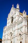 Basilica di Santa Croce, Florence, Tuscany, Italy