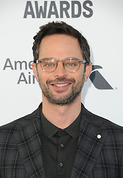 Nick Kroll at the 35th Annual Film Independent Spirit Awards held at the Santa Monica Beach in Santa Monica, USA on February 8, 2020.