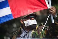 Demonstratie voor  West-Papoea