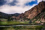 Valle Vidal, New Mexico