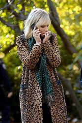 November 7, 2016 - New York, NY, USA - November 7, 2016 New York City..Cate Blanchett on the film set of Ocean's Eight in Central Park on November 7, 2016 in New York City. (Credit Image: © Kristin Callahan/Ace Pictures via ZUMA Press)