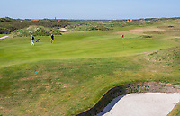 DOMBURG -  hole 6/15 van de Domburgsche Golf Club in Zeeland (Walcheren) .  COPYRIGHT KOEN SUYK
