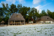 A vacation Lodge on the East Coast of Zanzibar