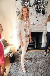 Countess Catrina Guerrini-Maraldi at a party hosted by Maria Hatzistefanis to celebrate the publication of Santa Montefiore's new book 'The Affair' held at 35 Walpole Road, London on 27th April 2010.