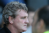 Photo: Rich Eaton.<br /> <br /> Derby County v Birmingham City. Coca Cola Championship. 21/10/2006. manager of Birmingham City Steve Bruce pensive before the kickoff