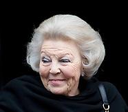 Princess Beatrix 80th birthday celebration, Amsterdam 03-02-2018