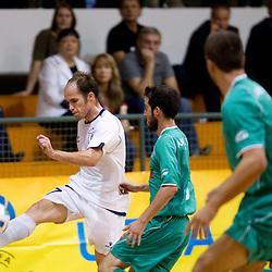 20110929: SLO, Futsal - UEFA Futsal Cup, Group I, FC Litija vs Athina '90